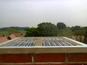 Chimney sweep in Colchester, Essex/